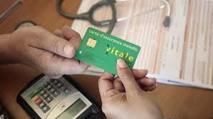 carte vitale échange professionnels / assurés